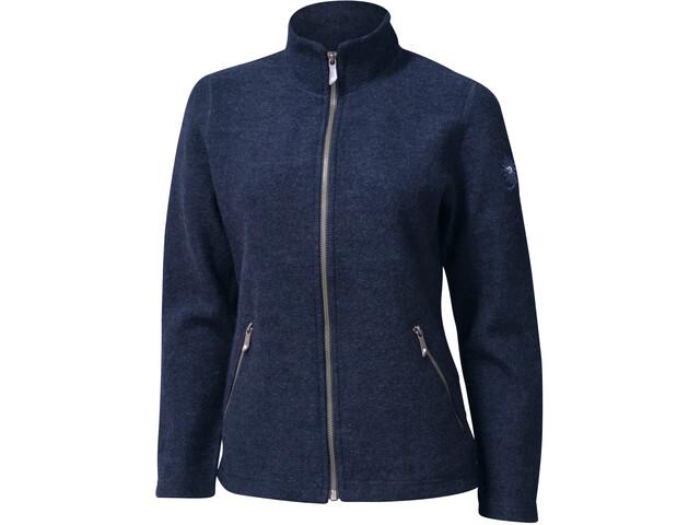 Ivanhoe of Sweden Bella Full-Zip Jacket Damen light navy